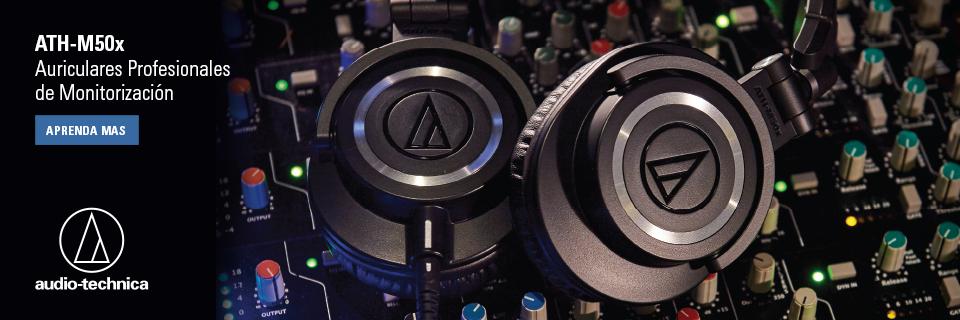 Audio Technica ATHM50X